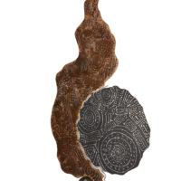 Tarisse and Sarrita King Aboriginal Art Sculpture