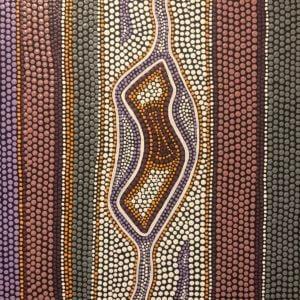 Arkeria Rose Armstrong Aboriginal Art