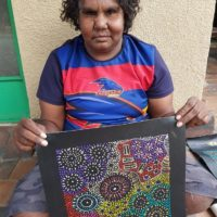 Naomi Pula Price Aboriginal Art