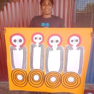 Petrina Bedford Aboriginal Art