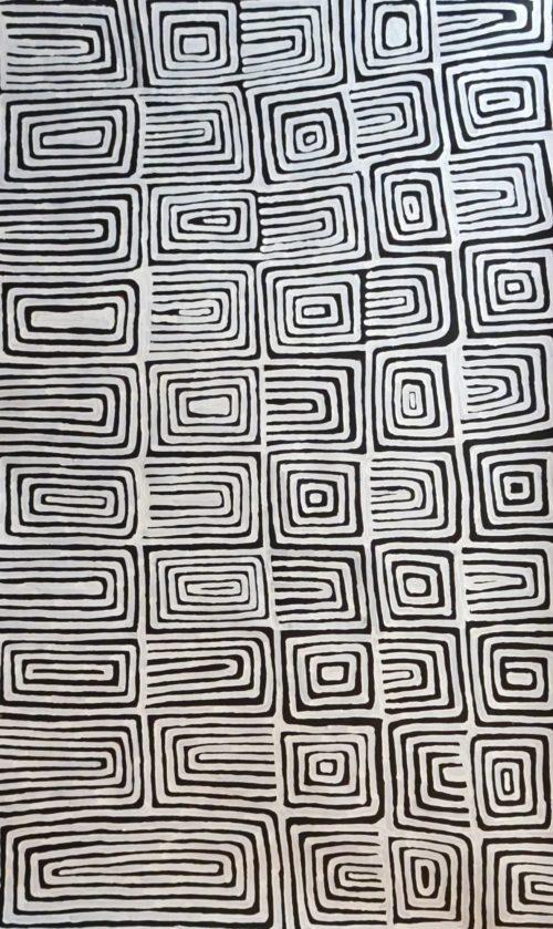 Raymond Maxwell Tjampitjinpa Aboriginal Art