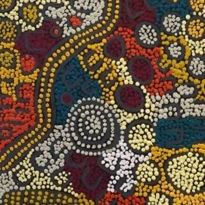 Winnie Reid Nakamarra Aboriginal Art
