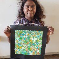 Belinda Golder Kngwarreye Aboriginal Art