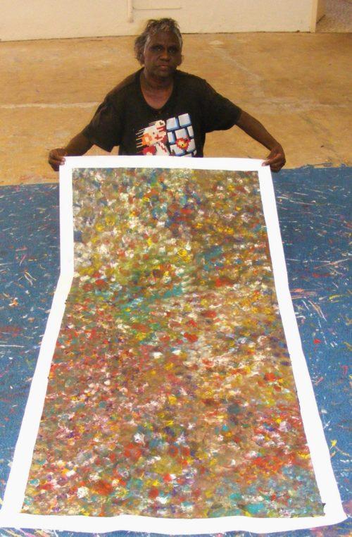 Bessie Purvis Petyarre Aboriginal Art