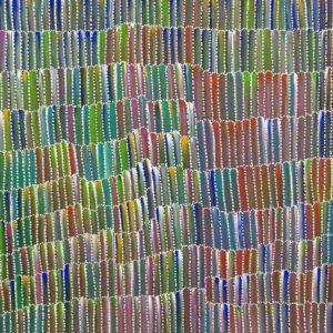 Jeannie Mills Pwerle Aboriginal Art