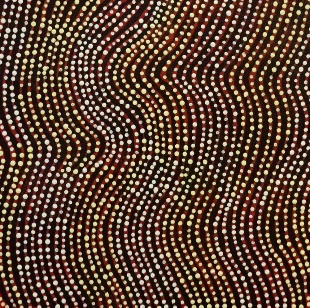 Mandy Marshall Nakamarra Aboriginal Art