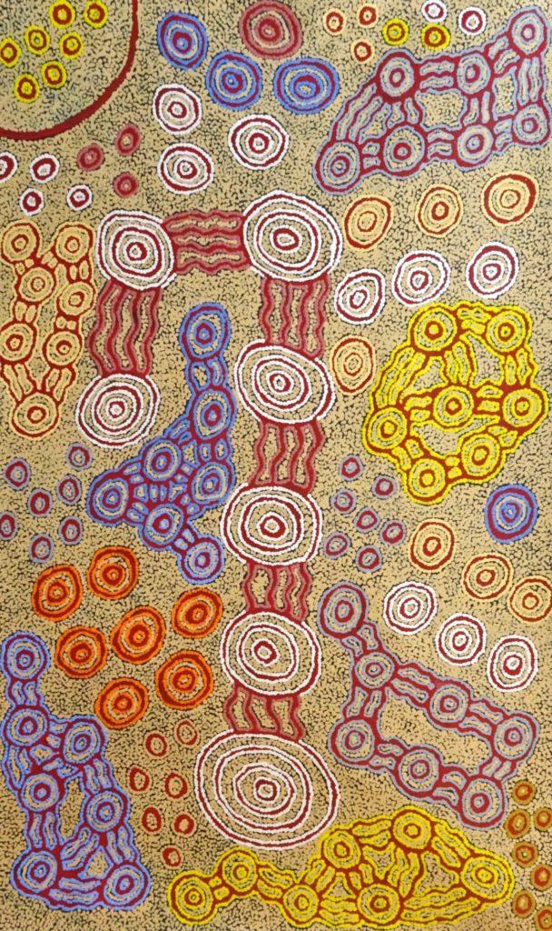 Walter Daniels Jagamara Aboriginal Art