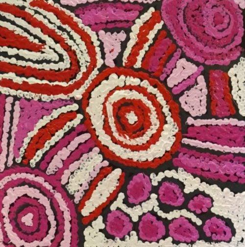 Debra Young Nakamarra Aboriginal Art