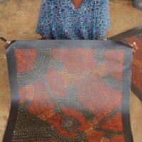 Gracie Morton Pwerle Aboriginal Art