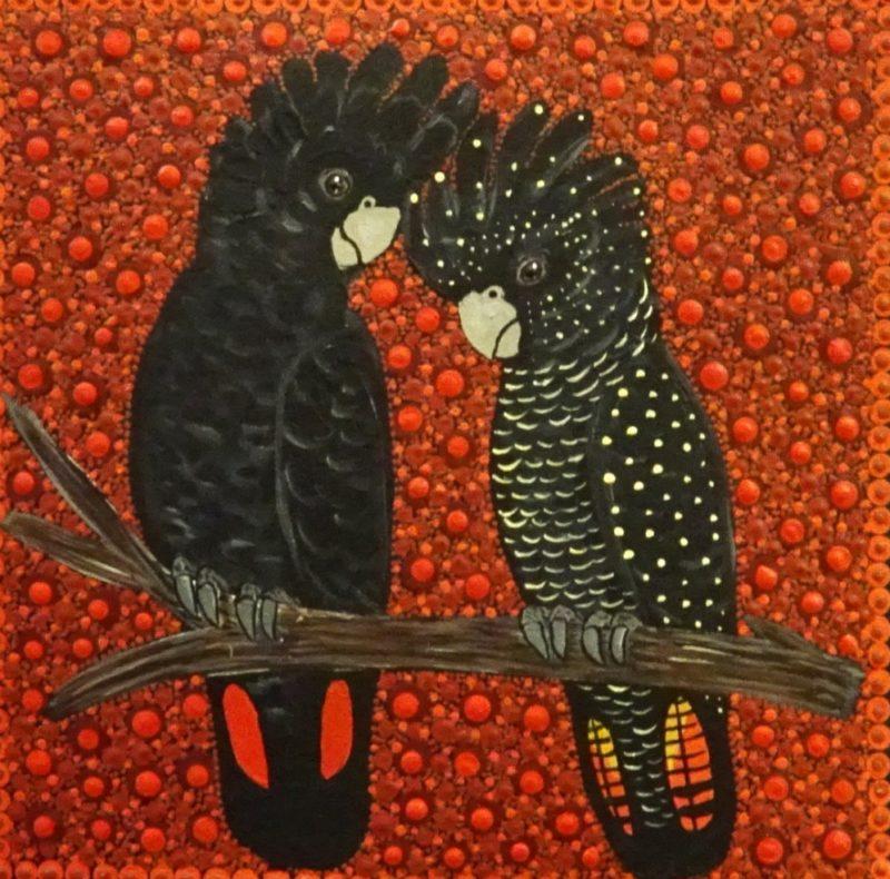 Kathleen Buzzacott Aboriginal Art