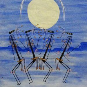 Aileen Cheinmora Aboriginal Art