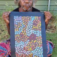 Eileen Bird Nungarai Aboriginal Art