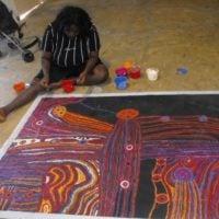 Janice Woods Aboriginal Art
