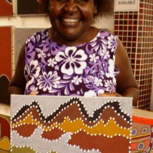 Shirley Purdie Aboriginal Art
