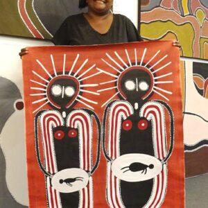 Edna Dale and Petrina Dale Bedford Aboriginal Art