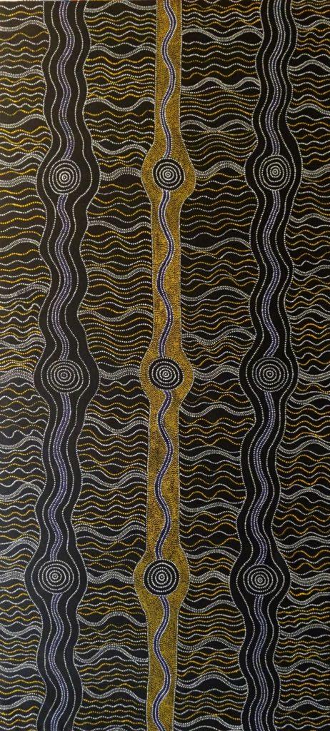 Stephen Petyarre Aboriginal Art