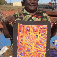 Judy Greeny Kngwarreye Aboriginal Art