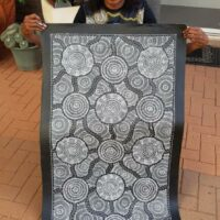 Reanelle Jurra Nungarrayi Aboriginal Art