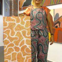 Bianca Long Aboriginal Art