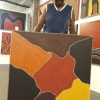 Lorraine Daylight Aboriginal Art