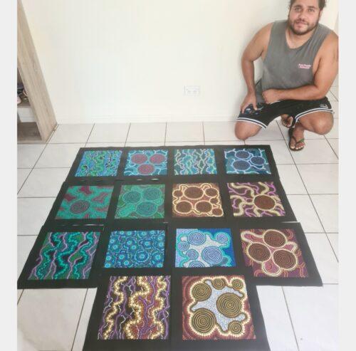 Davinder Hart Aboriginal Art