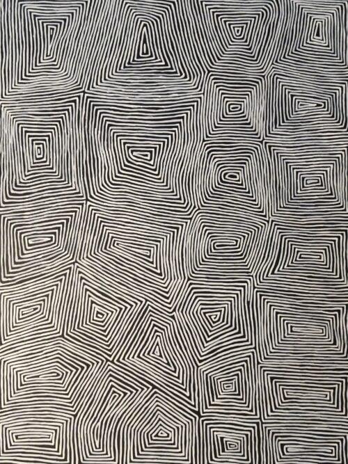 George Tjungurrayi Aboriginal Art