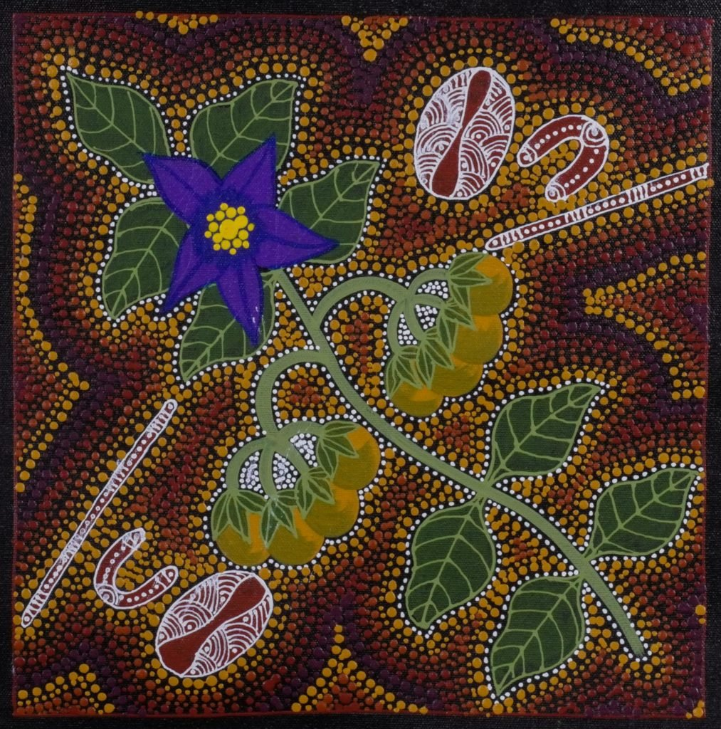 Marie Ryder Aboriginal Art