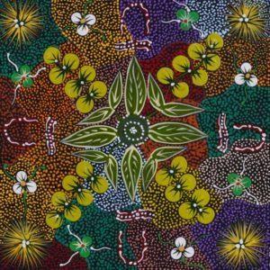 Tanya Nangala Price Aboriginal Art