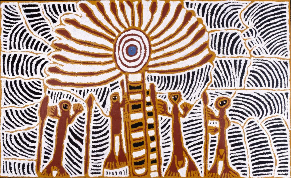 Ruby Daniels Nungala Aboriginal Art