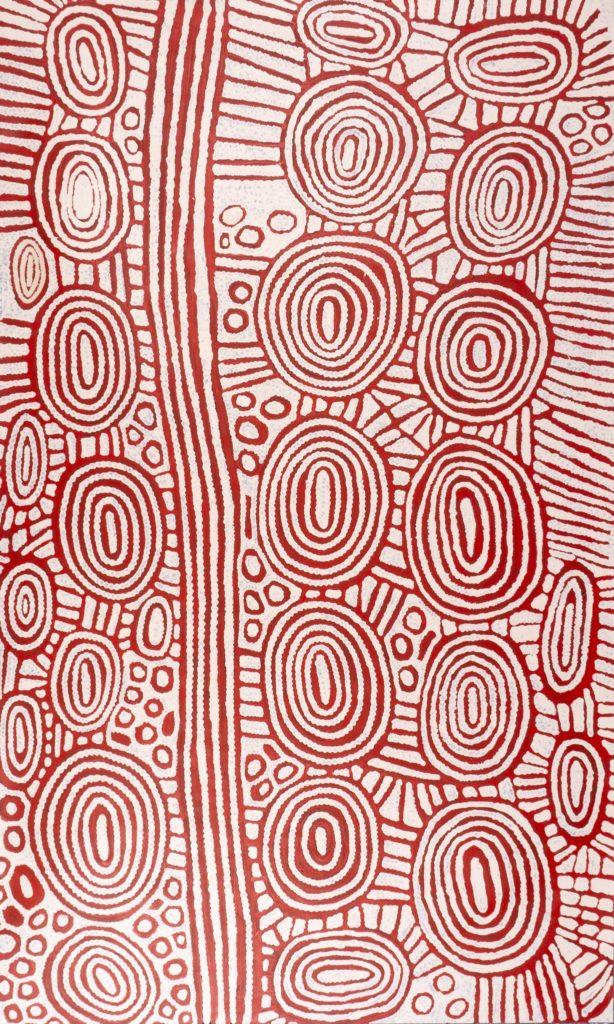 Pantjiya Nungurrayi Aboriginal Art