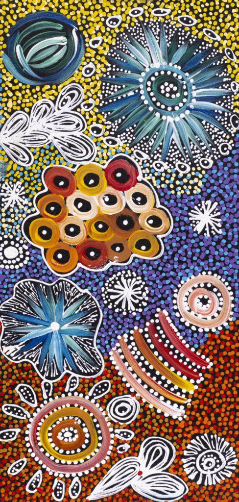 Janet Golder Kngwarreye Aboriginal Art