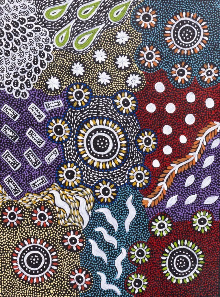 Naomi Pula Price Aboriginal Art