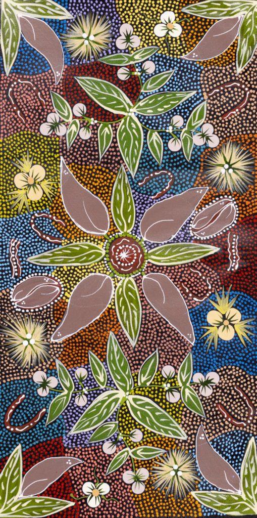 Tania Nangala Price Aboriginal Art